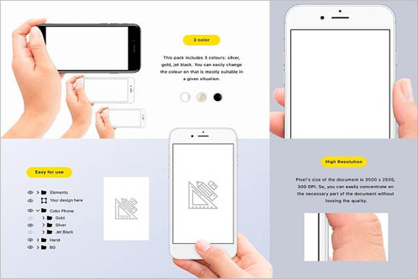Online App Screen Mockup