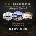Open House Flyer Example