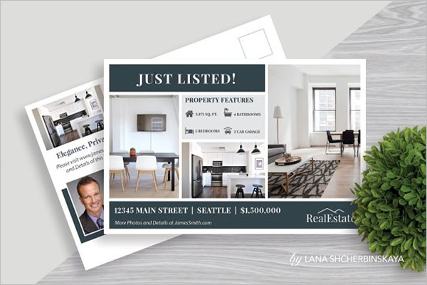 Postcard Marketing for Real Estate