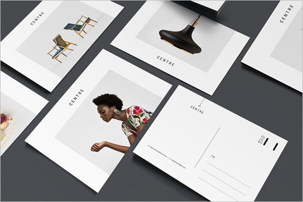 Postcards PSD Marketing Design