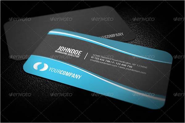 Premium Sleek Business Card Designs