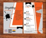 Professional Event Postcard Design