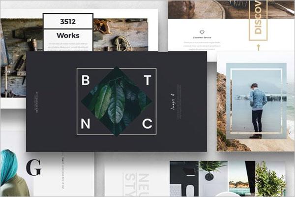 Promotional Marketing Postcard Design