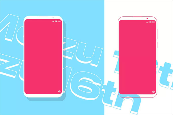 Sample Android Mockup Design