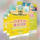 Sample Open House Flyer Design