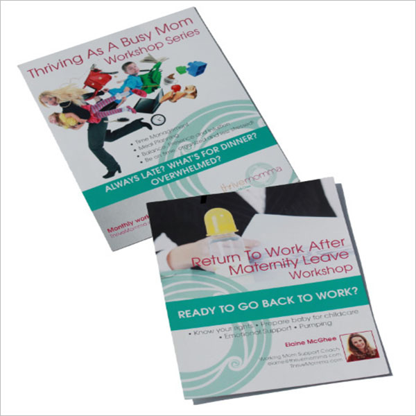 Sample Postcard Marketing Design