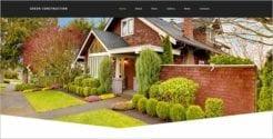 Simple Garden Website Templates1
