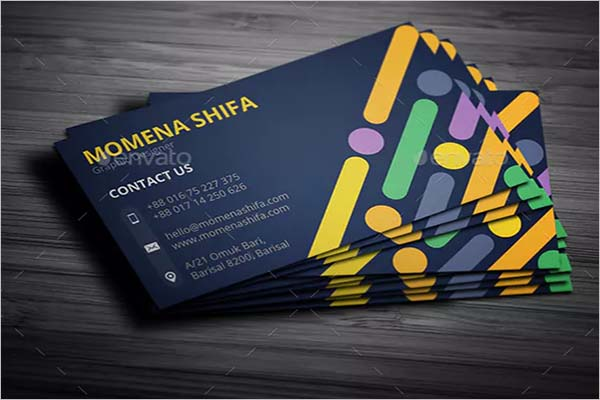 Sleek Business Card Bundle