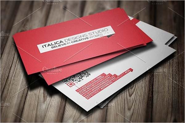 Sleek Business Card Design Ideas