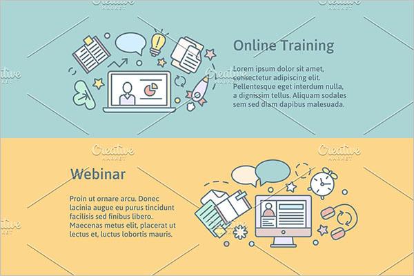 Website Online Training Templates