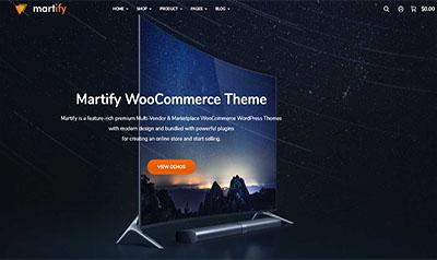 WooCommerce Marketplace WordPress Theme pics