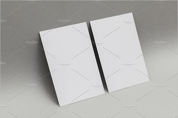 blank postcard custom design