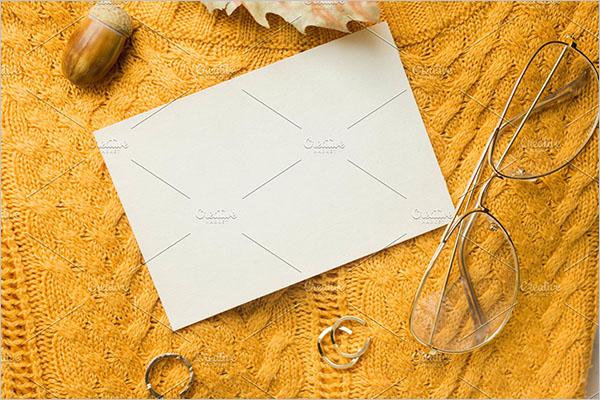 blank postcard design maker