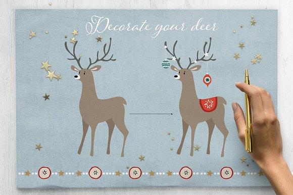Merry Christmas Flyer Set
