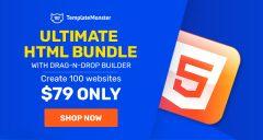 Top-20 Themes Built Using Novi Builder
