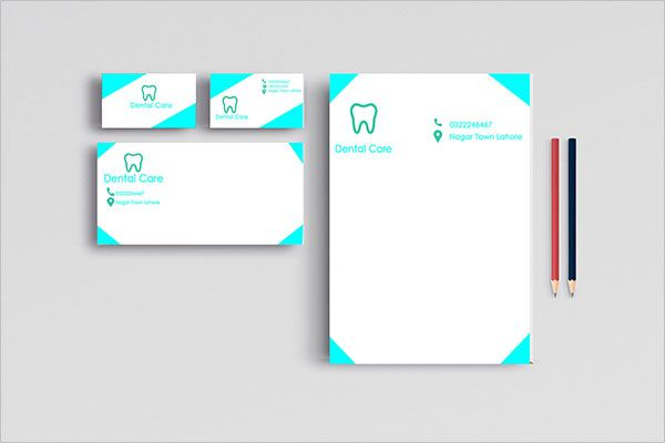 Abstract-Dental-Care-Business-Card-design