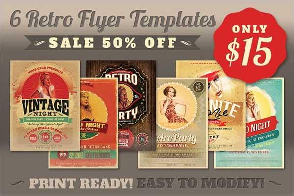 Amazing Sales Flyer Design