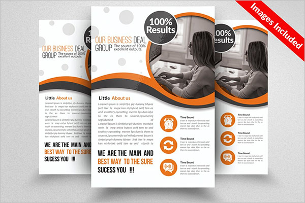Awesome Computer Training Flyer Design