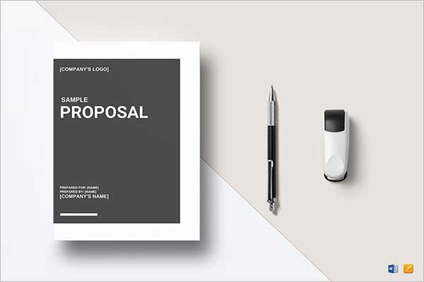 Best Training Proposal Template