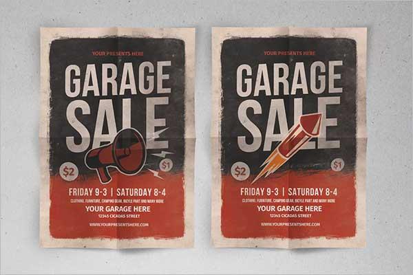 Big Sale Flyer Design