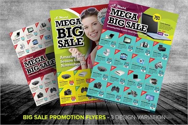 Business Sales Flyer Design