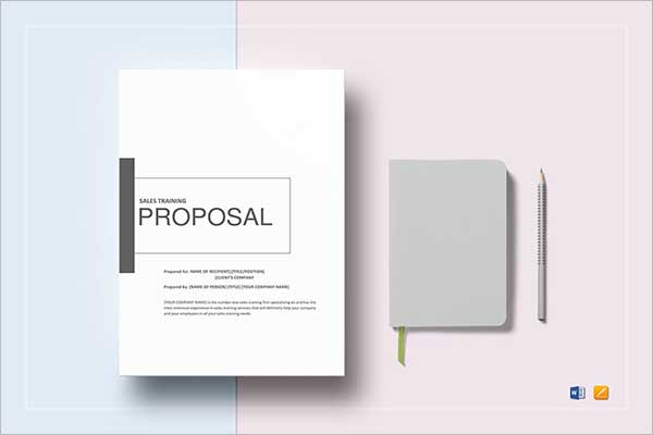 Business Training Proposal Template