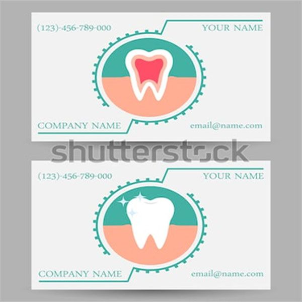Clean-Dental-Care-Business-Card-Design