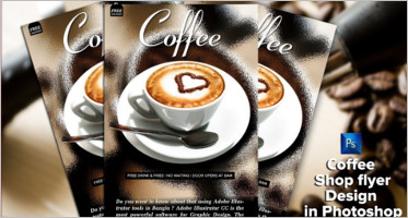 Coffee Shop Flyer Designs