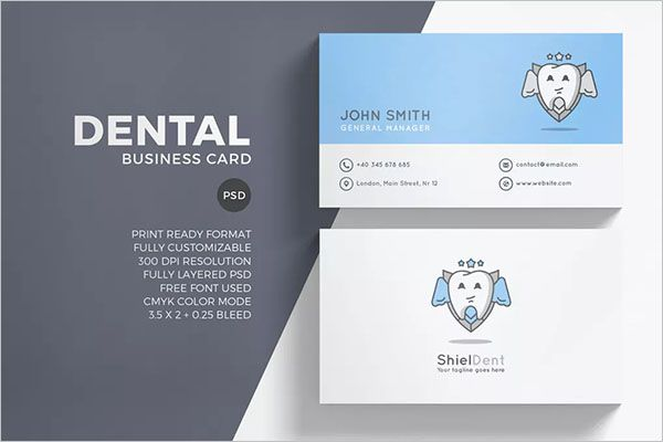 Commercial-Dental-Care-Business-Card-Template