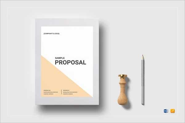 Creative Research Proposal Template