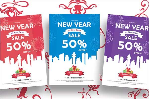 Custom Sales Flyer Design