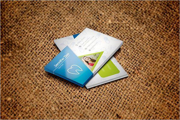 Customize-Creative-Dental-Care-Business-Card-Design