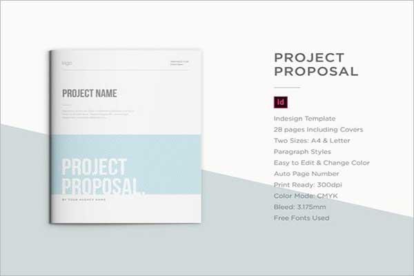 Digital Project Proposal Template