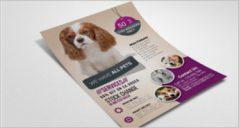 30+ Dog Service Flyer Templates