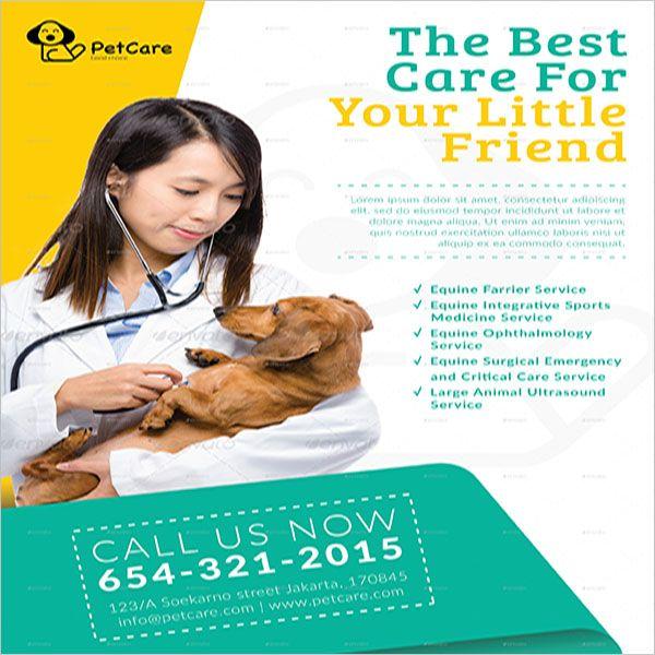 Dog-Service-Personalized-Flyer-Design
