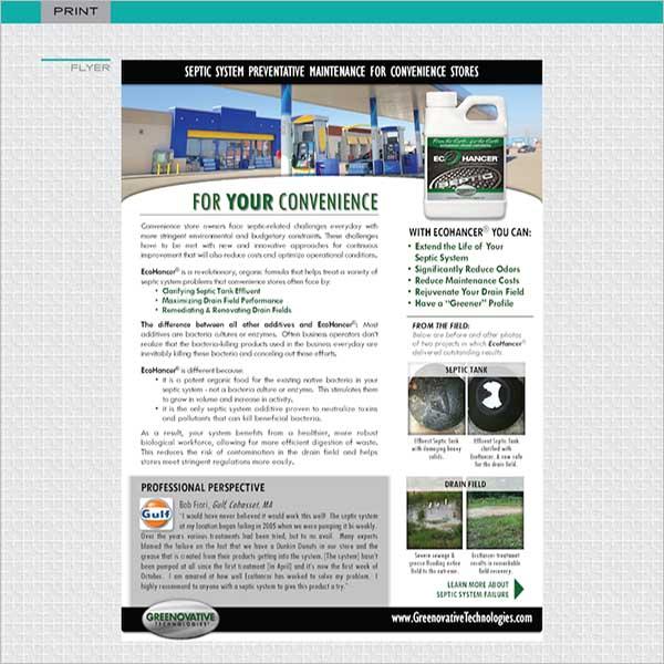 Ecommerce Sale Flyer Design
