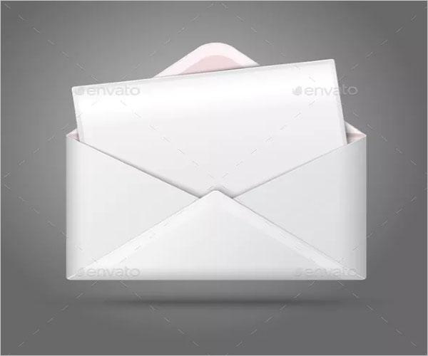 Editable Blank Postcard Design