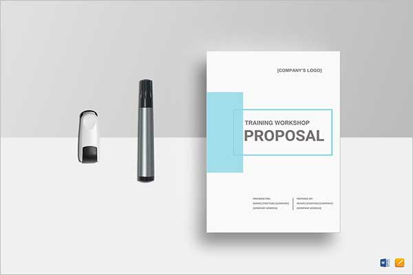 Employee Training Proposal Template