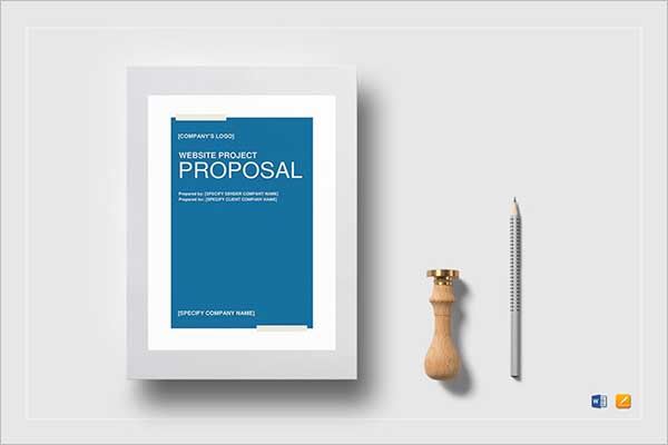 Free Project Proposal Template