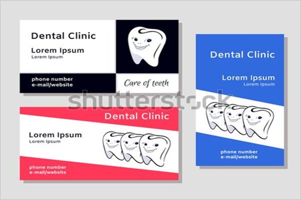 Friendly-Dental-Care-Business-Card
