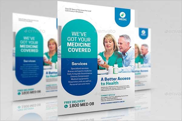 Medical Pharmacy Design
