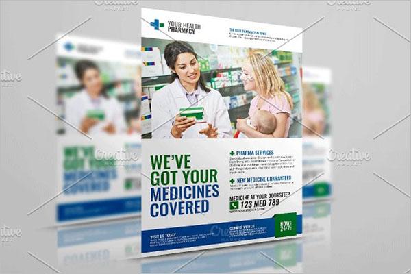 Pharmacy Flyer Design