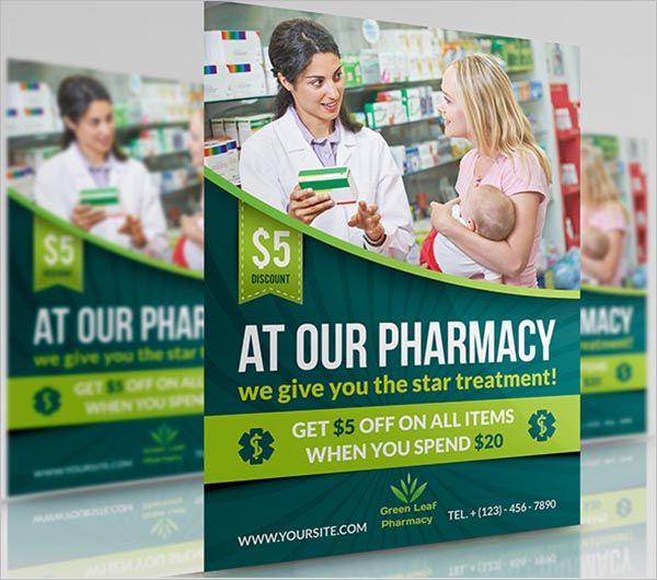 Pharmacy Flyer Ideas