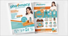 21+ Pharmacy Flyer Templates