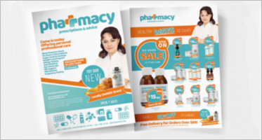 Pharmacy Flyer Templates