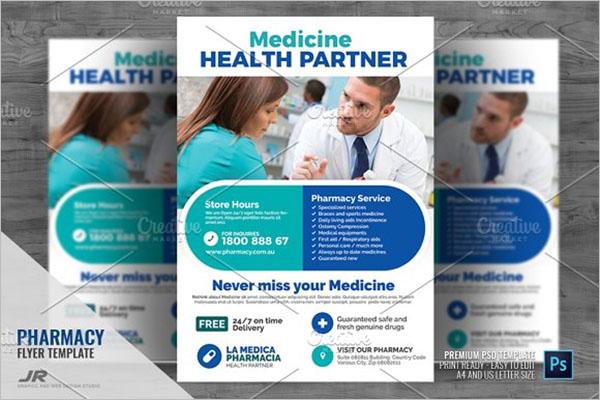 Pharmacy Grand Opening Flyer