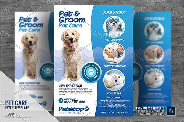 Premium-Dog-Service-Flyer-Design