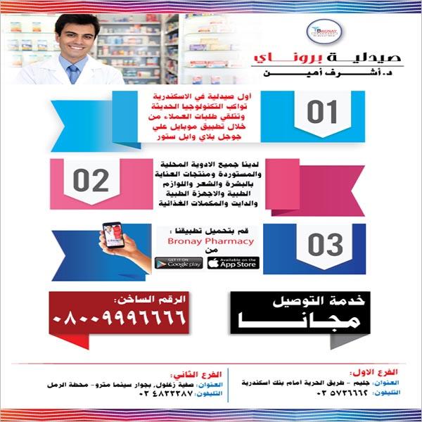 Professional Pharmacy Flyer