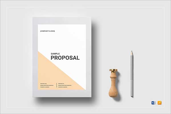 Project Proposal Template Free Download