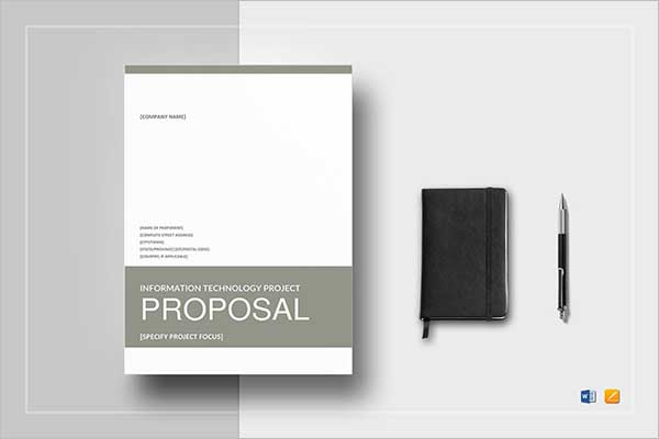 Project Proposal Template Ideas